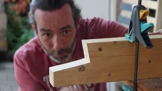 Mach doch mal #Ein Bett aus Holz und Palette DIY upcycling