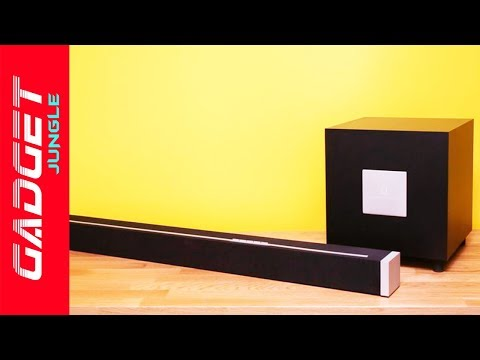 Best Soundbars 2019 - Definitive Technology W Studio Review