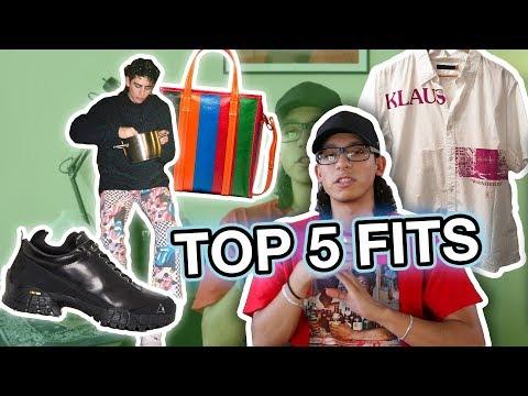 TOP 5 FITS - GEAREDTOWARDGEAR