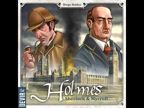 Dad vs Daughter - Holmes: Sherlock & Mycroft
