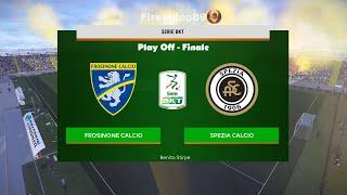 Pes 2020 Serie B • Frosinone vs Spezia • (Play Off - Finale)