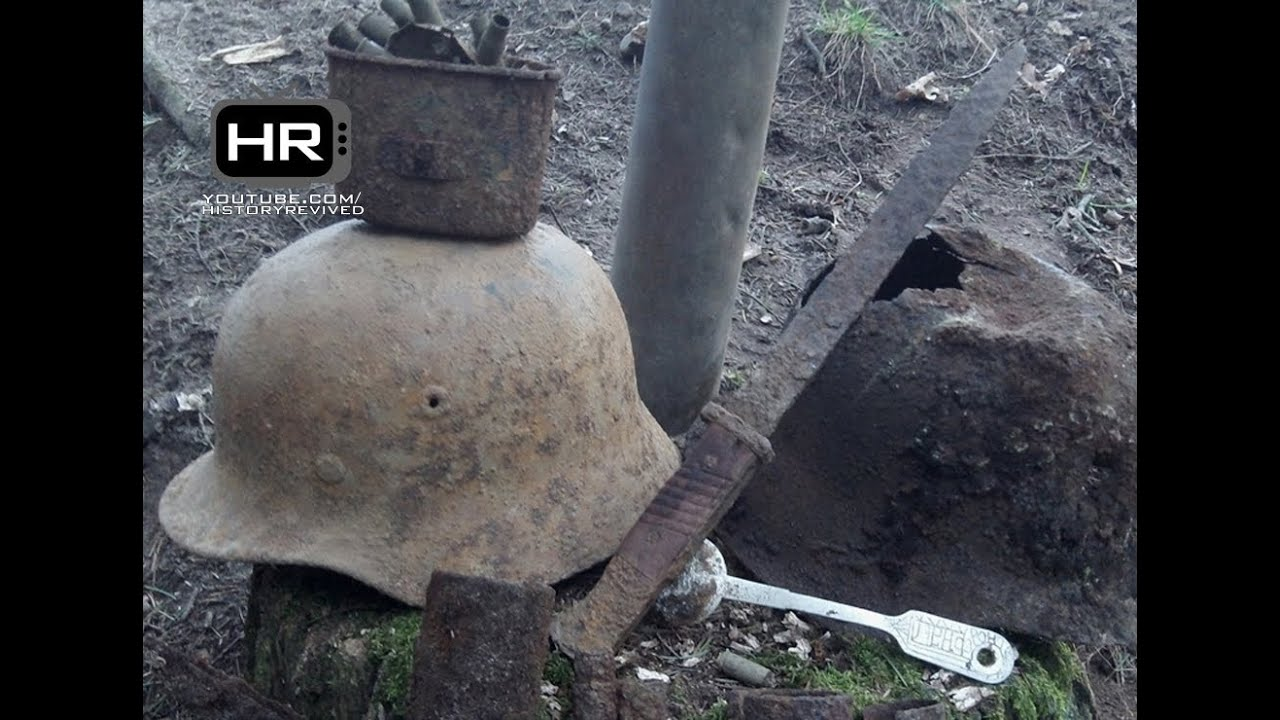 Relic hunting eastern front of wwii episode 1