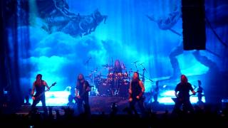 Amon Amarth - Intro / Deceiver of the Gods (live, Kesselhaus München, 23.11.2013)