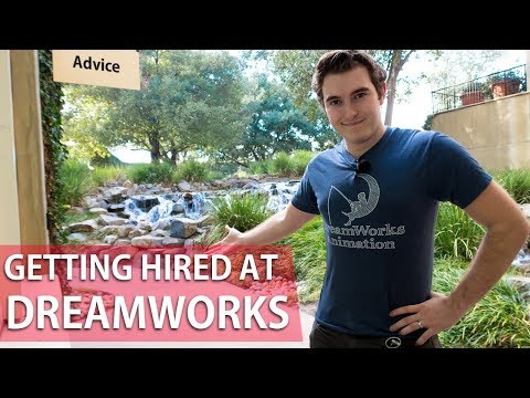2 YEARS AT DREAMWORKS ANIMATION
