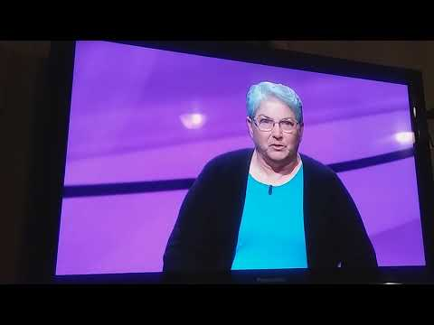 "Jeopardy ""What is 5000?"" Daily Double wager as a question"