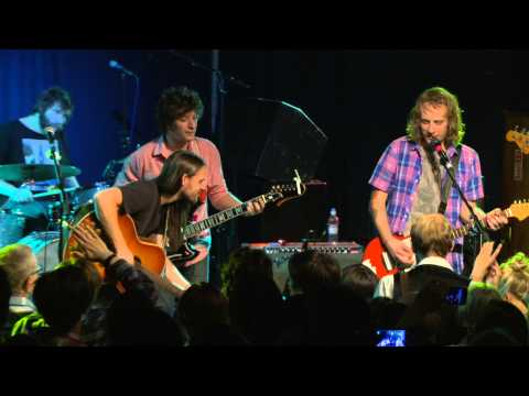 Deer Tick 'White Freight Liner Blues' (Townes Van Zandt Cover) // BeatCast Live Series