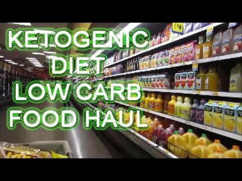ketogenic-diet-low-carb-food-haul
