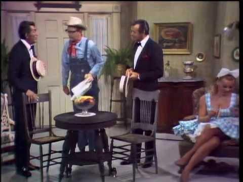 Dean Martin, David Janssen, Elke Sommer & Charles Nelson Reilly - The Farmer's Daughter