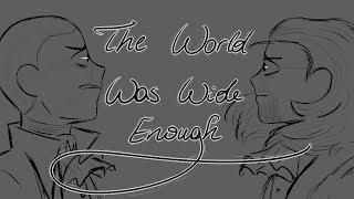 The World Was Wide Enough | Hamilton Animatic