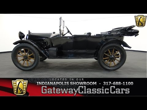 1913 Hupmobile Model 20 - Gateway Classic Cars Indianapolis - #408 NDY