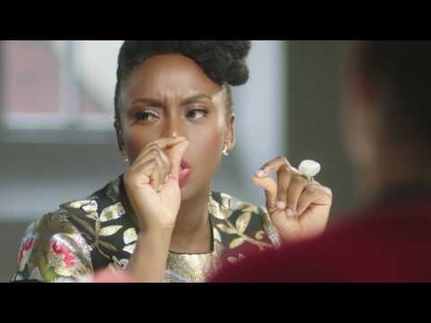 """Image result for Chimamanda Adichie is """"Ready To Speak Up"""" about the Transformative Power of Makeup"""