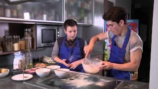 Fun Kids Cooking: Making Muffins With Junior Masterchef Winner Tom Barlow-kay