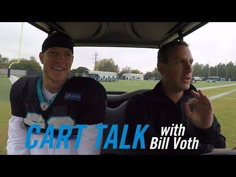 Cart Talk: Christian McCaffrey