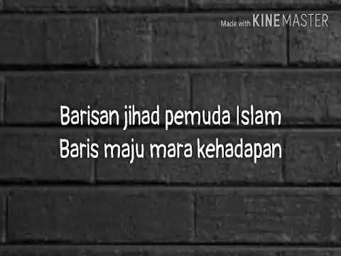 Barisan Jihad - Izzatul Islam (Lirik) | Lirik lagu Izzatul Islam Barisan Jihad