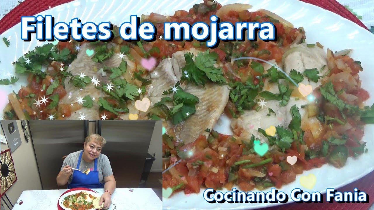 Filetes de mojarra mis favoritos receta superfacil