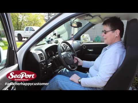 Seaport Auto-Another Happy Customer-Margo :30 second Testimonial