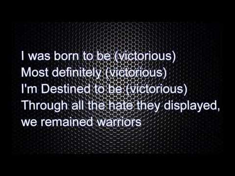 Victorious by Tyrone Briggs [ lyrics ]