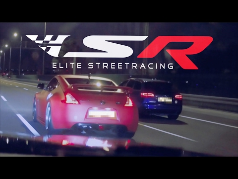 Warsaw Street Racing roll race #1