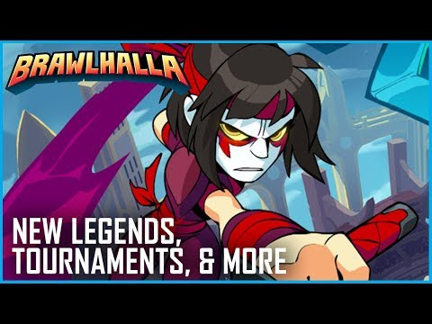 Brawlhalla Best Legend 2020 Brawlhalla: What's Next for the Legends of Steam's Top Fighter