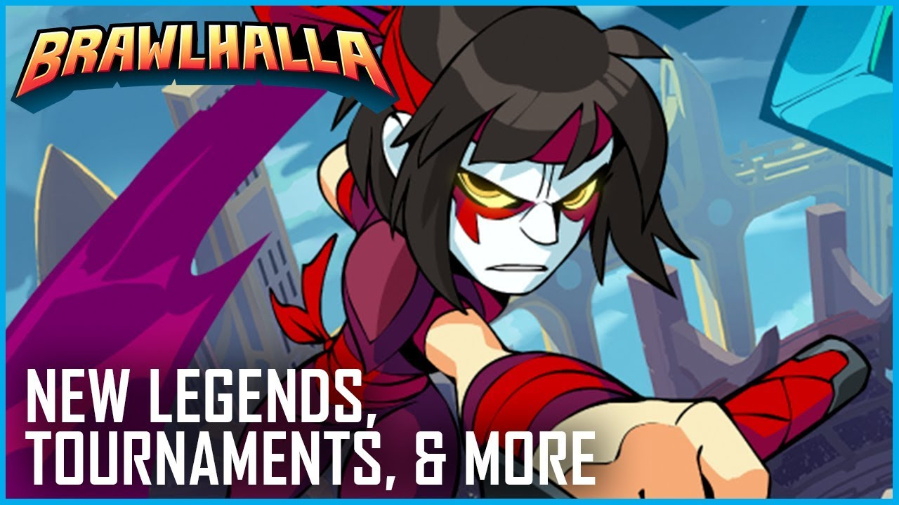 Ubisoft Shares Some Details About Brawlhalla in a Recent