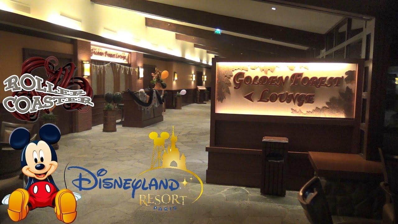 Hotel sequoia lodge disneyland paris golden forest et for Hotel sequoia lodge piscine