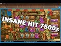 Extra Chilli Slots Super Mega Insane Hit 7500x