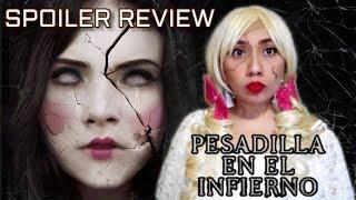 Pesadilla en el Infierno 🎬🏠 (Incident in a Ghostland ) : Crítica / Review CON SPOILERS