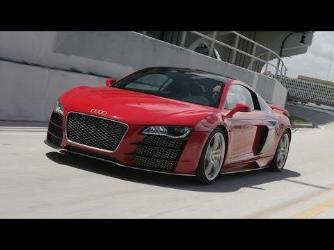 GT6 : Special Projects - Audi R8 V12 TDi Concept Replica Build