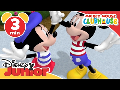 Magical Moments | Mickey Mouse Clubhouse: A Parisian Adventure | Disney Junior UK