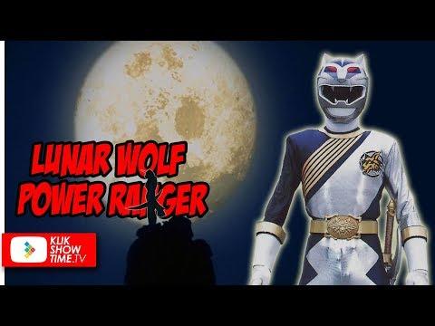 Sejarah Lunar Wolf Ranger Di Power Ranger Wild Force