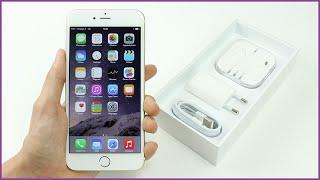 Apple iPhone 6 Plus: Déballage et première prise en main (Unboxing français)