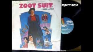 zoot suit fiebre latina  LP vinyl  completo
