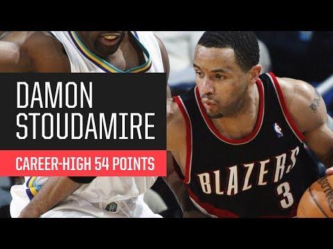 Throwback: Damon Stoudamire