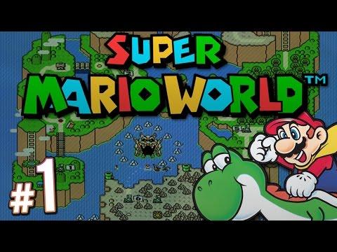 Super Mario World - WABAM!! | PART 1 | ScykohPlays