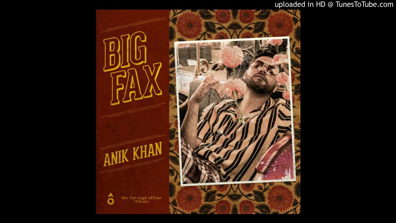 Anik Khan - Big Fax (Acapella Clean) | 91 BPM