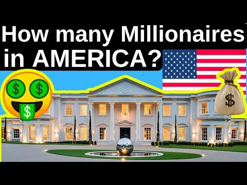 How Many Millionaires In America? Young Biz Whiz