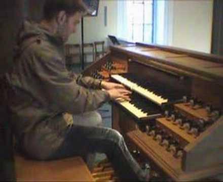 Organ Improvisation By Peter Ewers