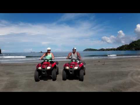 ATV ADVENTURE IN COSTA RICA