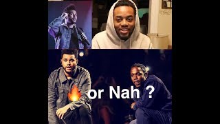 The Weeknd ft Kendrick Lamar- Pray For Me (reaction)
