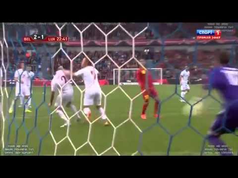 أهداف بلجيكا 5 1 لوكسمبرج   Belgium 5 1 Luxembourg Friendly