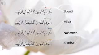 Belajar melantunkan lagu bayati, hijaz, nahawan, dan jiharkah bersama Ulfi Najati