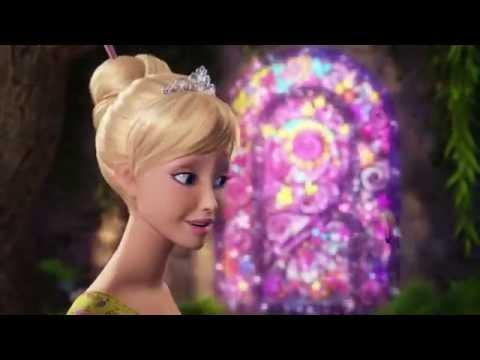 Barbie Y La Puerta Secreta Trailer Oficial Youtube