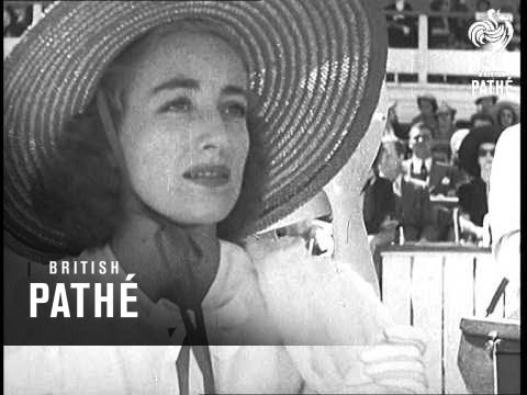Polo Match - Santa Monica (1938)