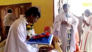 Inauguration of Divine Mercy Shrine - Umbergaon