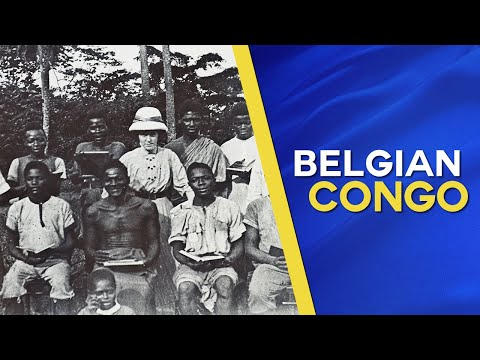Documentary about the early years of the Belgian Congo