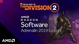 Gear Up for Tom Clancy's The Division 2 with Radeon™ Software