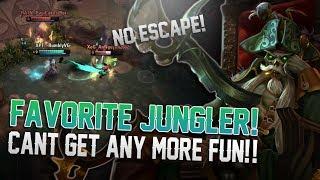 MY FAVORITE JUNGLER! Vainglory 5v5 Gameplay - Krul |WP| Jungle Gameplay