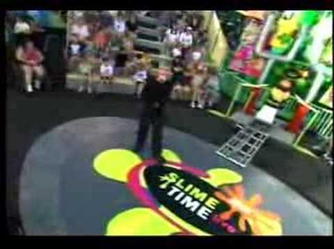 Aaron Carter - Slime Time Live - 2002