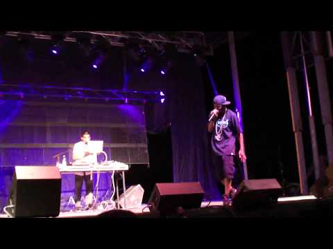 Chamillionaire - In love With My Money live in El Paso, TX