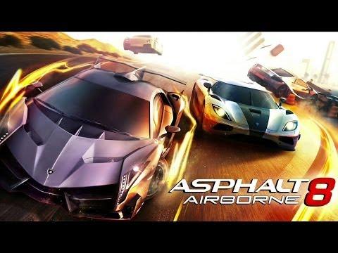 Asphalt 8: Airborne Soundtrack Bass | MONSTA - Holdin' On (Skrillex & Nero Remix)